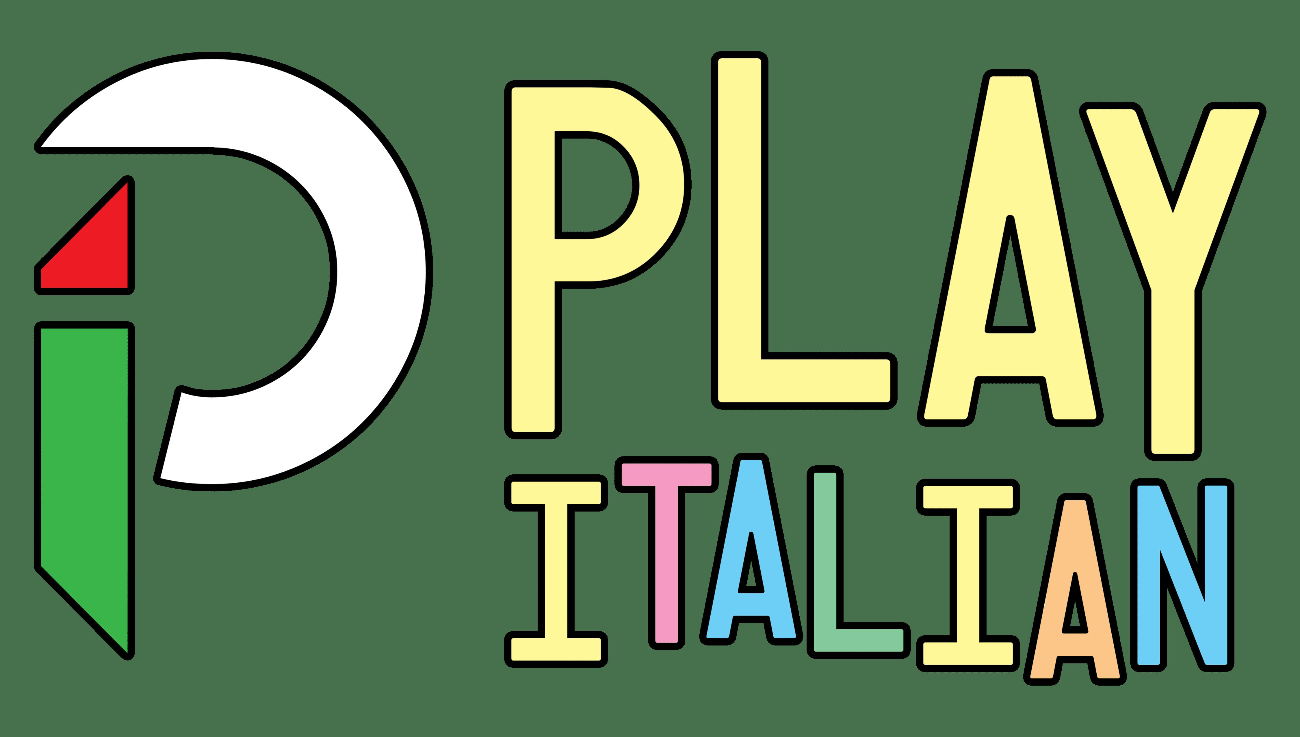 Play Italian Logo